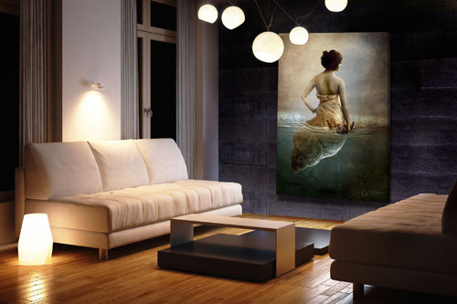Sirene artwork from Printism (Installation) 2400px
