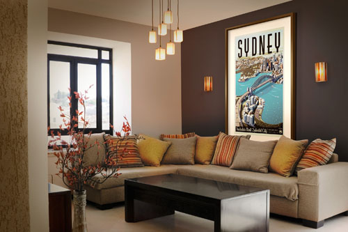 Sydney -Splendid City artwork from Vintage Portfolio