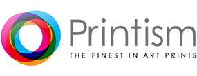 Printism logo - Premium Art Prints