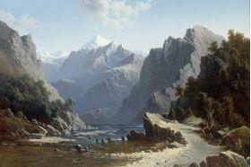 Caucasian Mountain