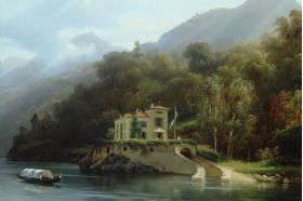 Villa on Lake Como