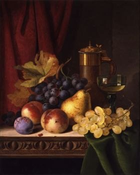 Fruit and Flagon