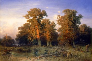 Frontier Woodlands
