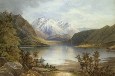 Mount Alta, Wanaka Lake, Otago