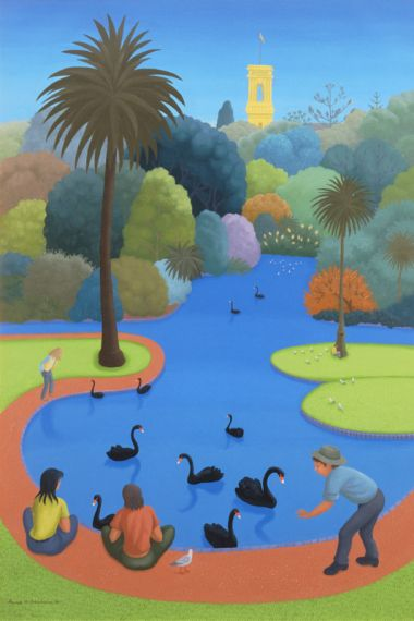 Black Swans and Government House